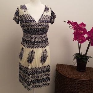 Lucky Brand Cotton Dress